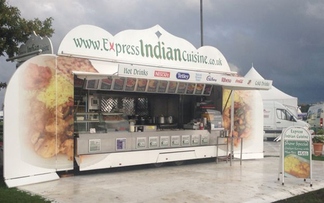 The tastier approach to outdoor mobile catering-image